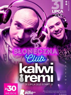 Plakat Kalwi & Remi Final